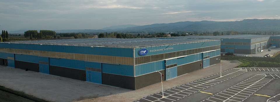 L'Azienda di Mf Tecno - packaging systems